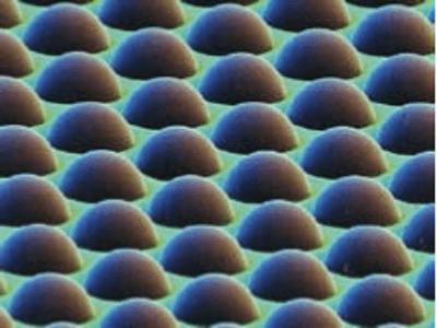 マイクロレンズ金型