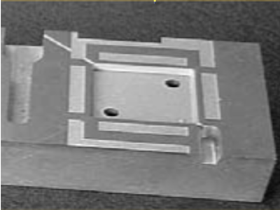 CrNコーティング 半導体モールド金型
