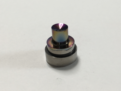 taC X DLC レンズ金型